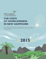 2015 State of Homelessness in NH Report
